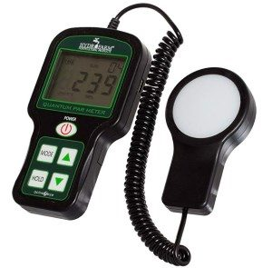 Hydrofarm PAR meter